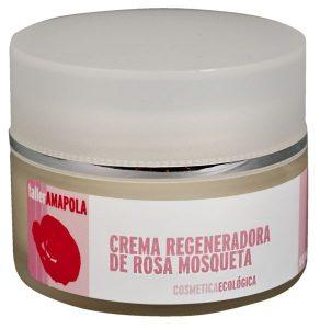 Aceite puro ecológico de rosa mosqueta Taller Amapola Biocosmetics