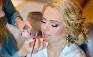 Cuidados faciales para novias