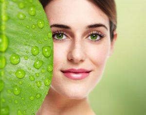 cosmética para pieles sensibles